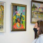 Мистецтво без кордонів: у Генконсульстві Угорщини в Ужгороді презентували персональну виставку Петра Шолтеса