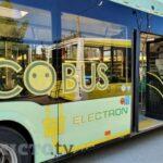 Завтра ужгородські депутати голосуватимуть за закупівлю 10 електробусів, вартістю майже 100 млн грн