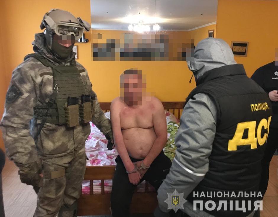 На Закарпатті викрили організовану групу наркоторговців (ФОТО)